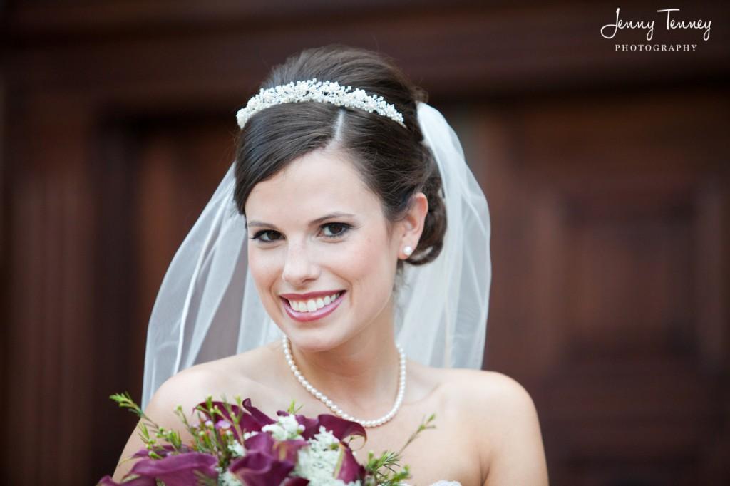 Graylyn International Conference Center bride