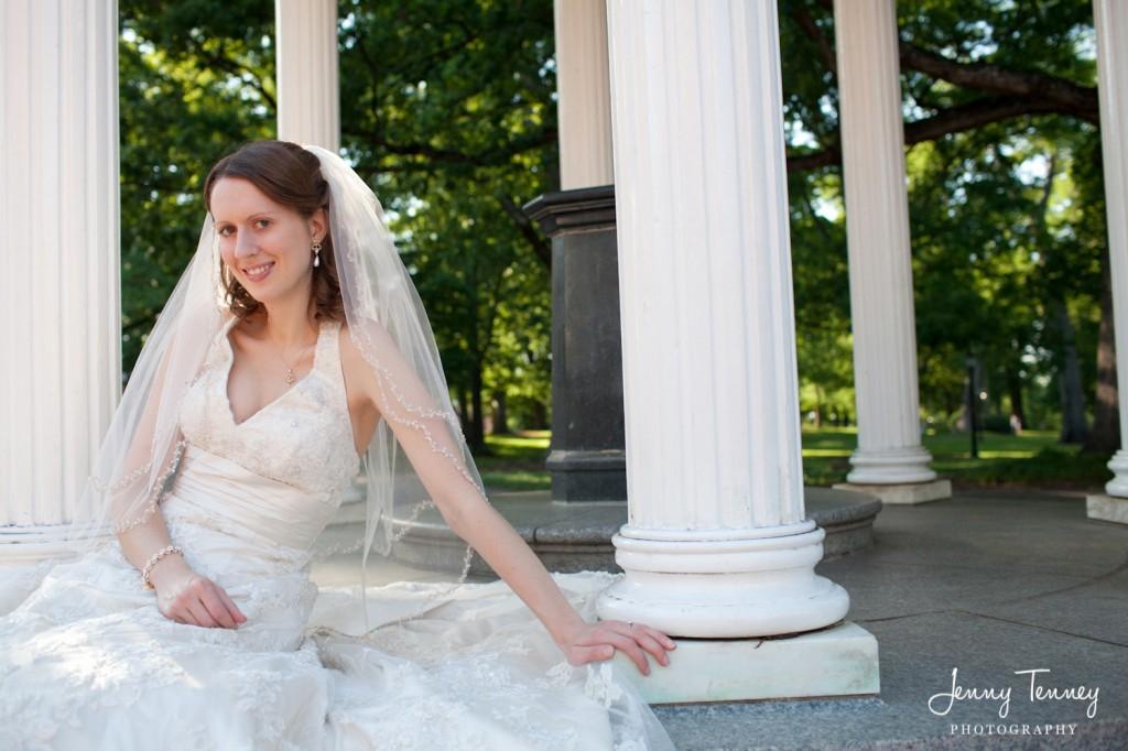 UNC bride