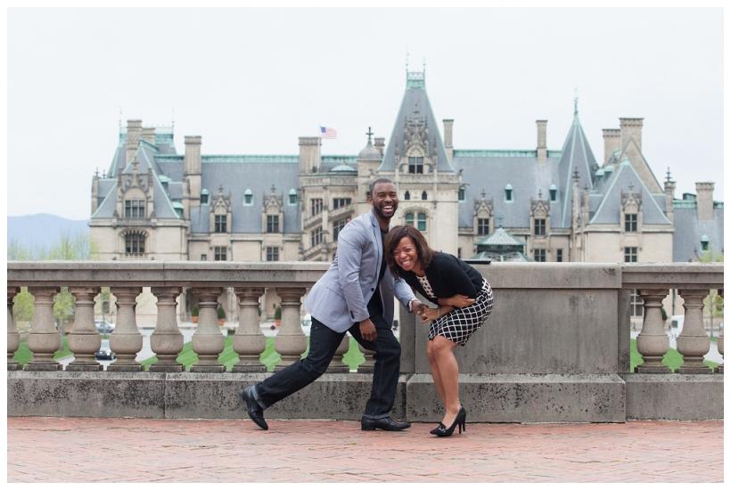 Biltmore Estate wedding proposal