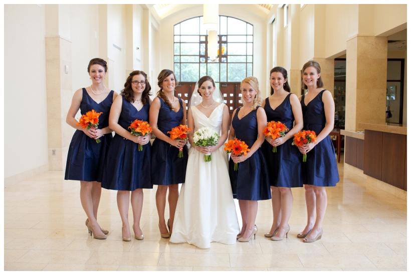 Temple Beth El wedding
