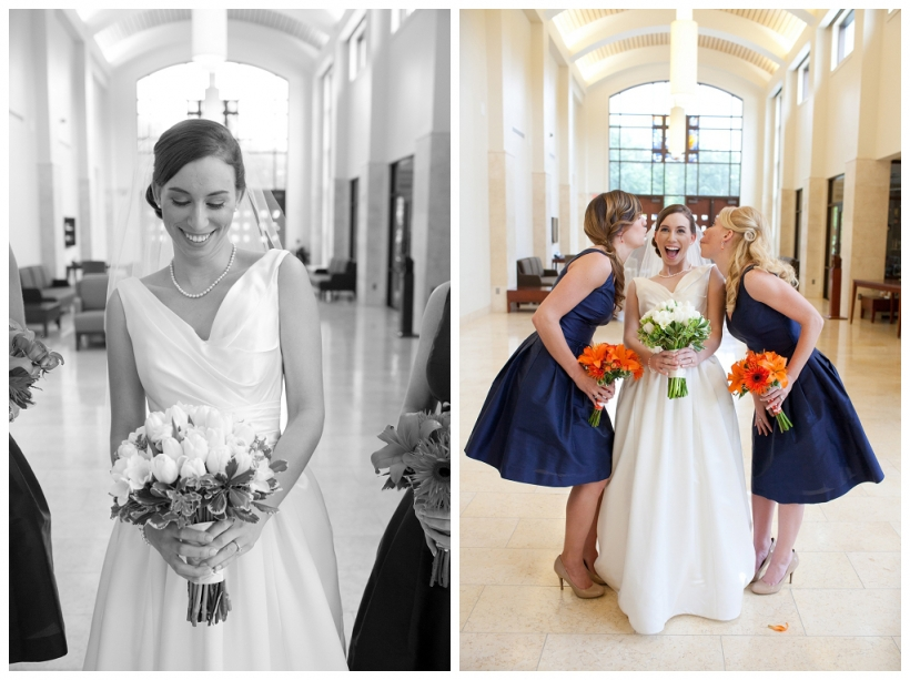 Temple Beth El wedding Charlotte