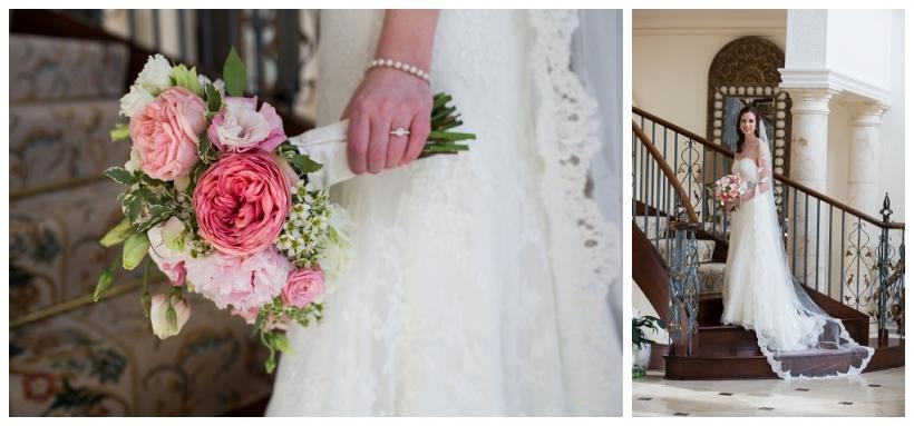Salisbury NC Bridal Portrait, Pam Morris, The Pink Peony