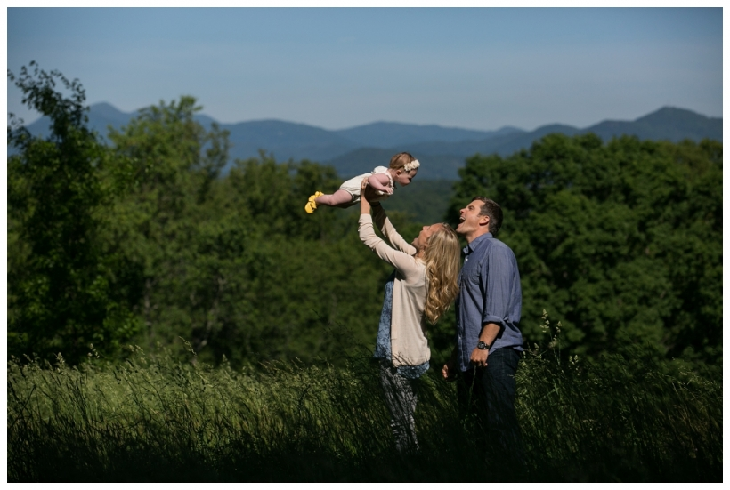 Biltmore Estate Family Session