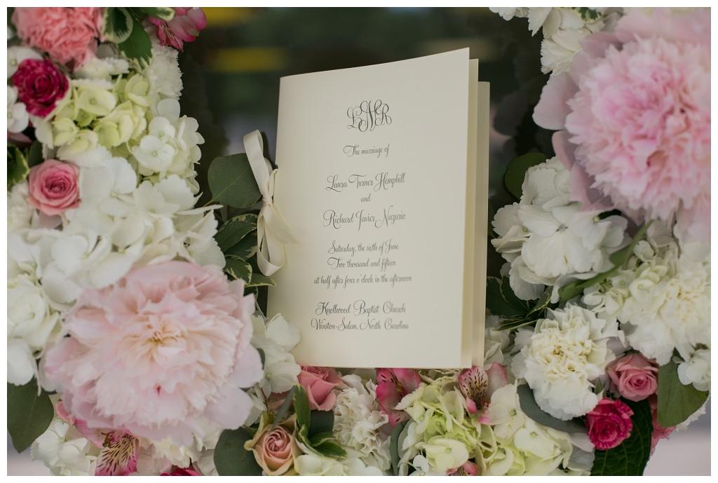 Forsyth Country Club Wedding