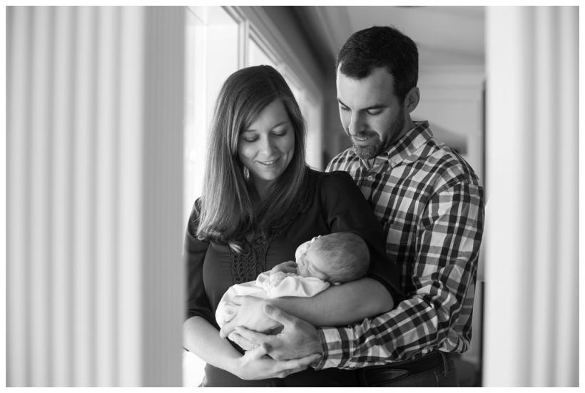 Salisbury NC Newborn portraits