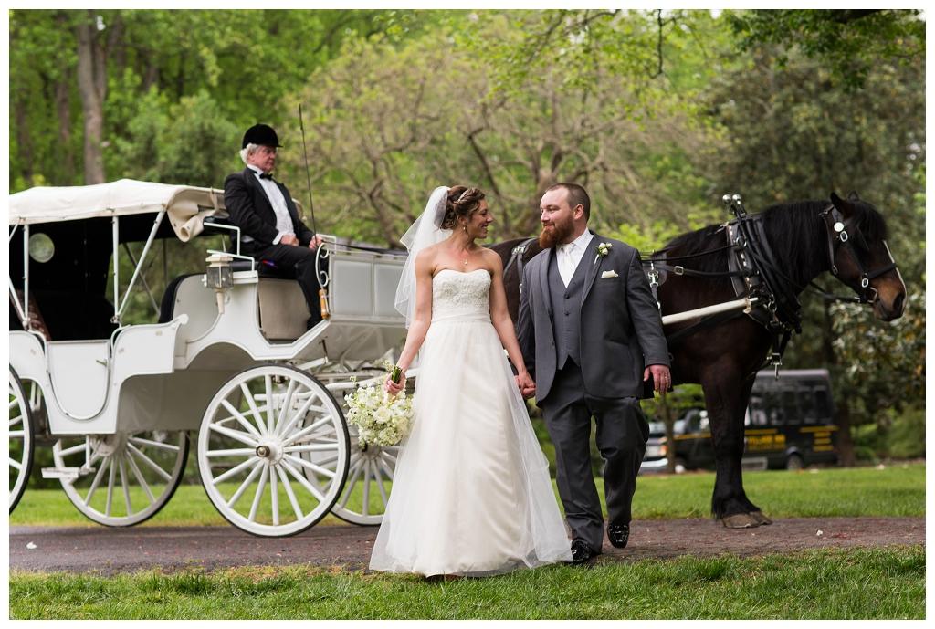 Tanglewood Park Wedding