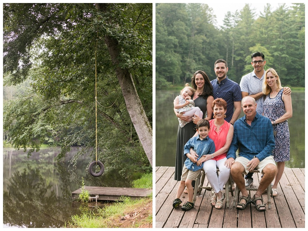 Asheville family photos